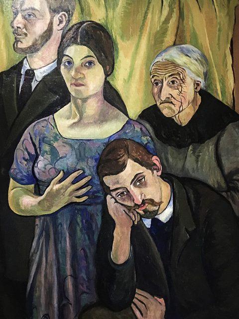 Famille de Suzanne Valadon.