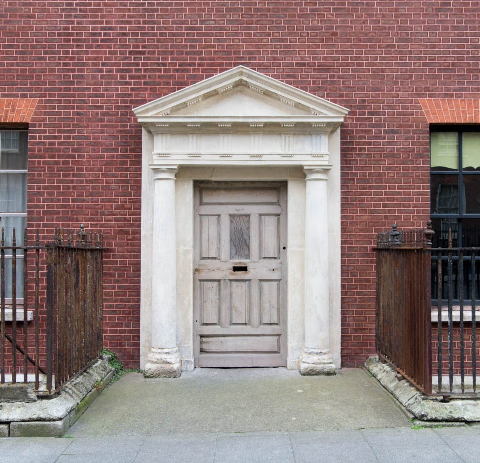 Ancienne blanchisserie des Sœurs de la Charité à Dublin