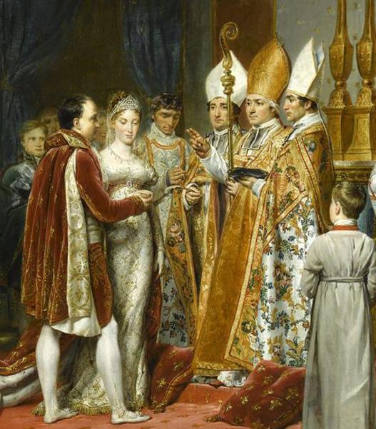 Mariage de Napoléon Ier et de l'archiduchesse Marie-Louise